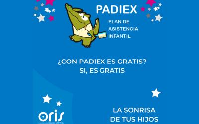 ¿Conoces el Plan de Asistencia Dental gratuita para niños PADIEX?