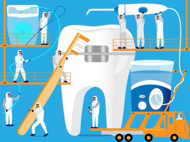 qué es un irrigador dental